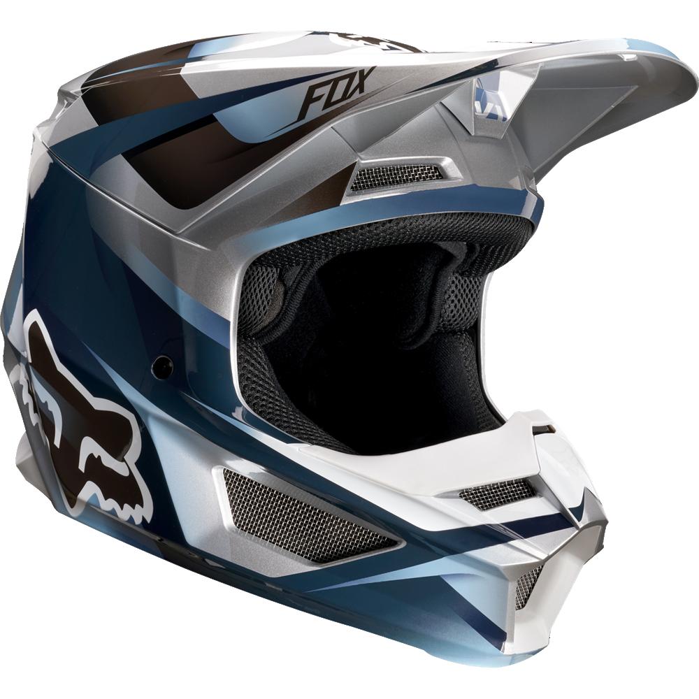 4bbbe8ffecbdf MotoMundi - Cascos MX Enduro Fox V1 MOTIF HELMET