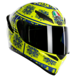 AGV K1 Rossi Winter Test 2015