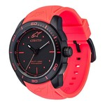 Tech Watch 3Hands Rojo (Correa de silicon)