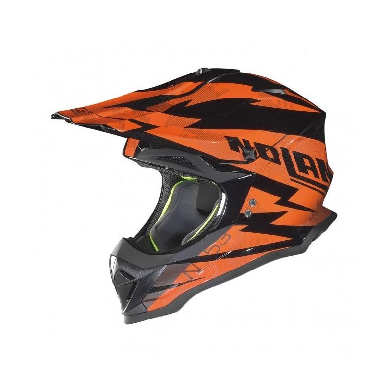 36a83f46af21d MotoMundi - Cascos MX Enduro NoLan Casco Nolan N53 Comp