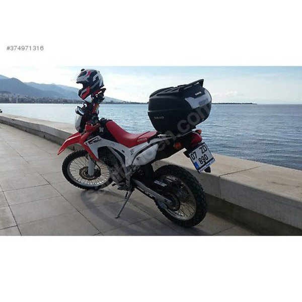 2012 Honda Crf250l Specs Released: Bases De Top Case Shad Anclaje Topcase Honda