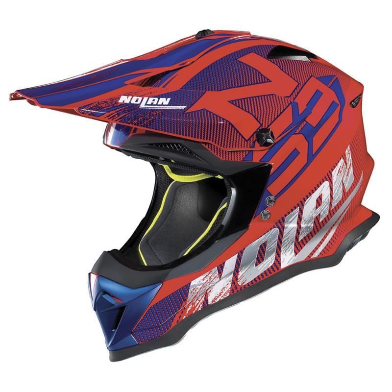 084238aa569e5 MotoMundi - Cascos MX Enduro NoLan Casco Nolan N53 Whoop