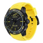 Tech Watch 3Hands Amarillo (Correa de silicon)