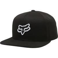 MotoMundi - Jockey y gorros Fox LEGACY SNAPBACK HAT  BLK  b97e3916eeb